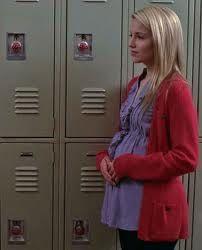 Quinn Fabray Pregnant
