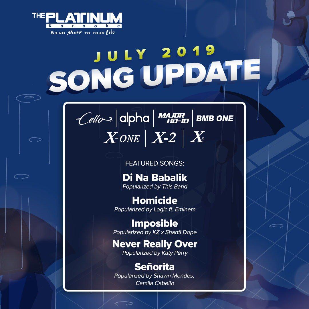The Platinum Karaoke (@PlatinumKRK) | Twitter
