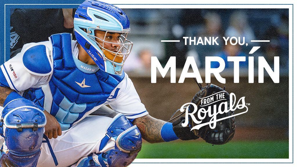 Thank you for your contributions to the club, Martín.   #AlwaysRoyal  <br>http://pic.twitter.com/87nrr1bajl