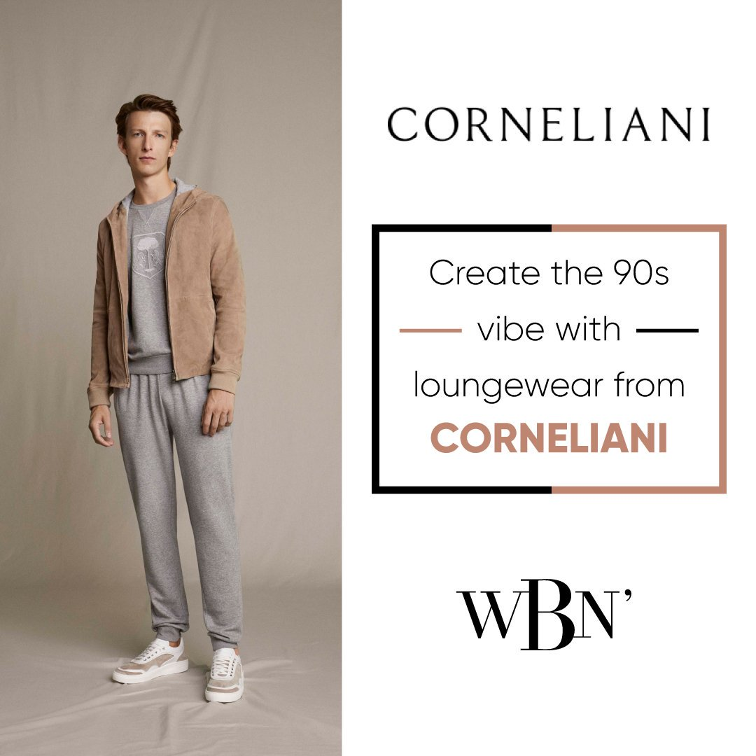 Corneliani's loungewear collection features polo T-Shirts in tropical prints, dyed jackets, bombers, running shoes & bags. . Read More: http://www.whatsbrandnew.com/create-the-90s-vibe-with-loungewear-……/ . . #shopoholics #shoppingday #fashionaddict #currentlywearing #flatlay #instastyle #styleblogger #styleinspo