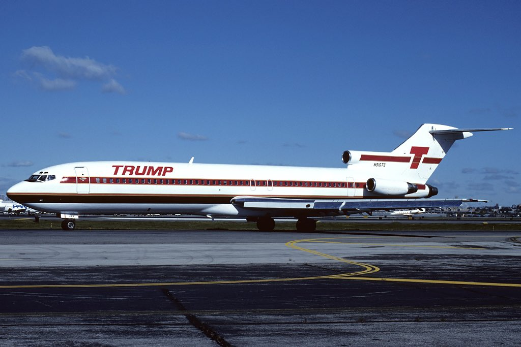 And when Omar came to America as a child in 1992, Trump Shuttle was still in operation. <br>http://pic.twitter.com/Xkpy1Xj8Ix