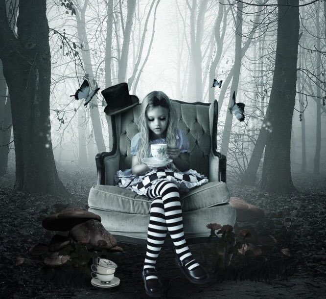 'Imagination is the only weapon in the war against reality' Lewis Carroll 16th July #prompt DELVE #vss365 #delve