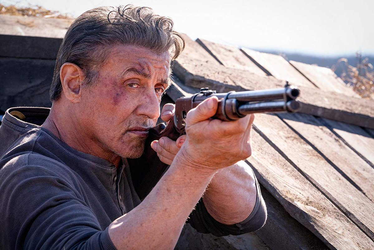 Watch Rambo 5: Last Blood (2019) Full Movie