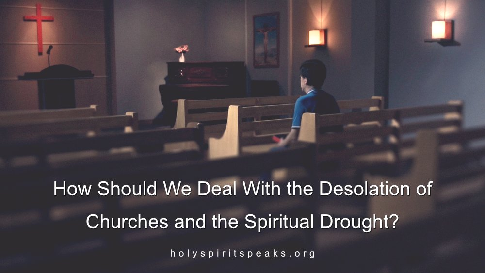 【Gospel Q&A for Today】 How Should We Deal With the Desolation of Churches and the Spiritual Drought? #Church #desolation #AlmightyGod #EndTimes #LastDays #Truth #GodsWord #Jesus #Christian #Gospel #Salvation #BibleStudy  https://www. facebook.com/65747710434128 9/posts/2420987837990198/  … <br>http://pic.twitter.com/jLjv29hF4o