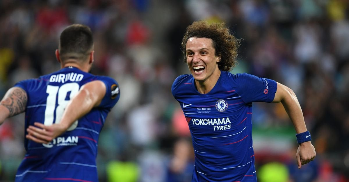 David Luiz is looking to help the next generation succeed at Chelsea https://t.co/XeswrV81T6 https://t.co/zPCS7pDaUs