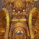 Image for the Tweet beginning: The Palatine Chapel, commissioned by