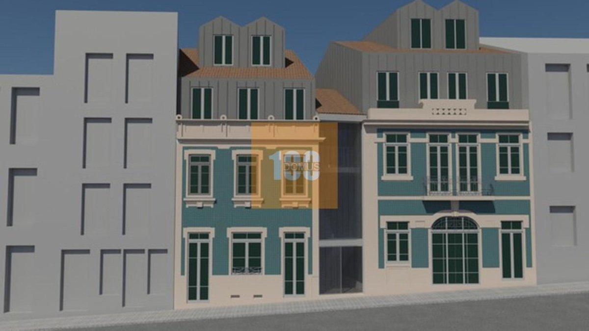 Dois prédios com projeto aprovado para um hotel e seis apartamentos. Clique no link e saiba mais detalhes. https://www.100domus.pt/portal/imoveis/20051/predio-para-compra-em-porto-udf-de-cedofeita-santo-ildefonso-se-miragaia-sao-nicolau-e-vitoria… (+351) 933 939 009 / cedofeita@100domus.pt  #100domuscedofeita #imoveisporto #aimobiliariadoporto #Porto #Portugal #reabilitacao #100domus