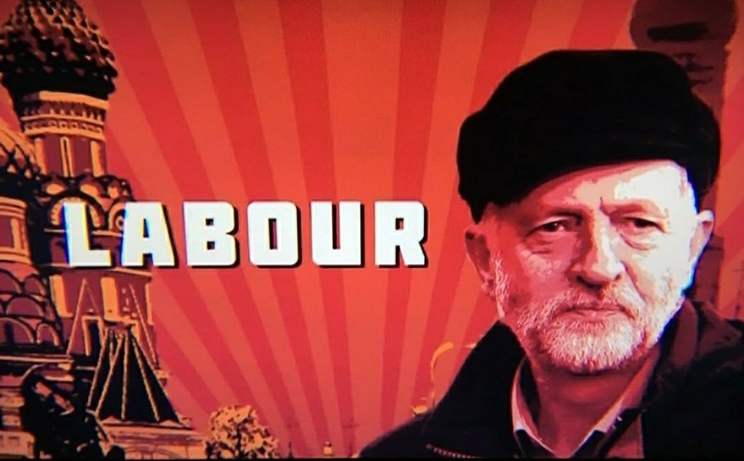 This is to boost support for a failing #LabourParty after the disgusting revelations on BBC's Panorama, about the racist leadership. #Momentum said, go somewhere #Jeremy where they still like you. Can't do #Glastonbury, as they'll throw things. The miners, they still love you!