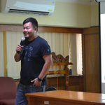 Image for the Tweet beginning: Mobile Apps Meetup bersama GDG