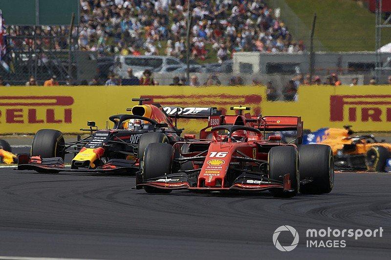 """Wolff: """"El juego sucio al borde del reglamento es bueno para la F1""""  https://bit.ly/2NVD872 #F1 #BritishGP #GPGranBretaña"""