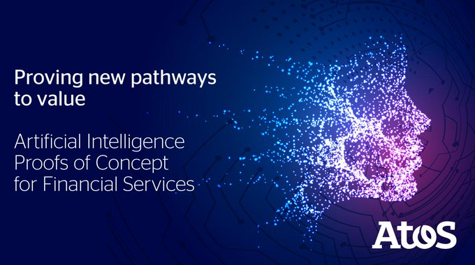 How is #AI reshaping the #financialservices industry? Atos Syntel has built three Proofs of Con...
