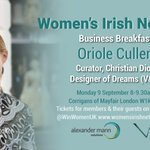 Image for the Tweet beginning: ✨WIN Business Breakfast with Oriole