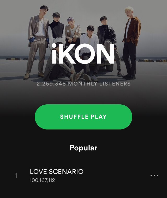@HouseOfiKON's photo on #iKON_LS100M_Spotify
