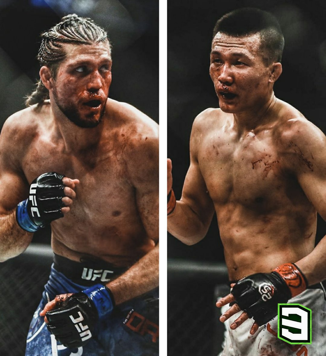 Brian Ortega vs Korean Zombie is in the works for September 21 in Mexico City. #UFCMexicoCity  #MMA #UFC #MartialArts #UFConESPN #combatsports