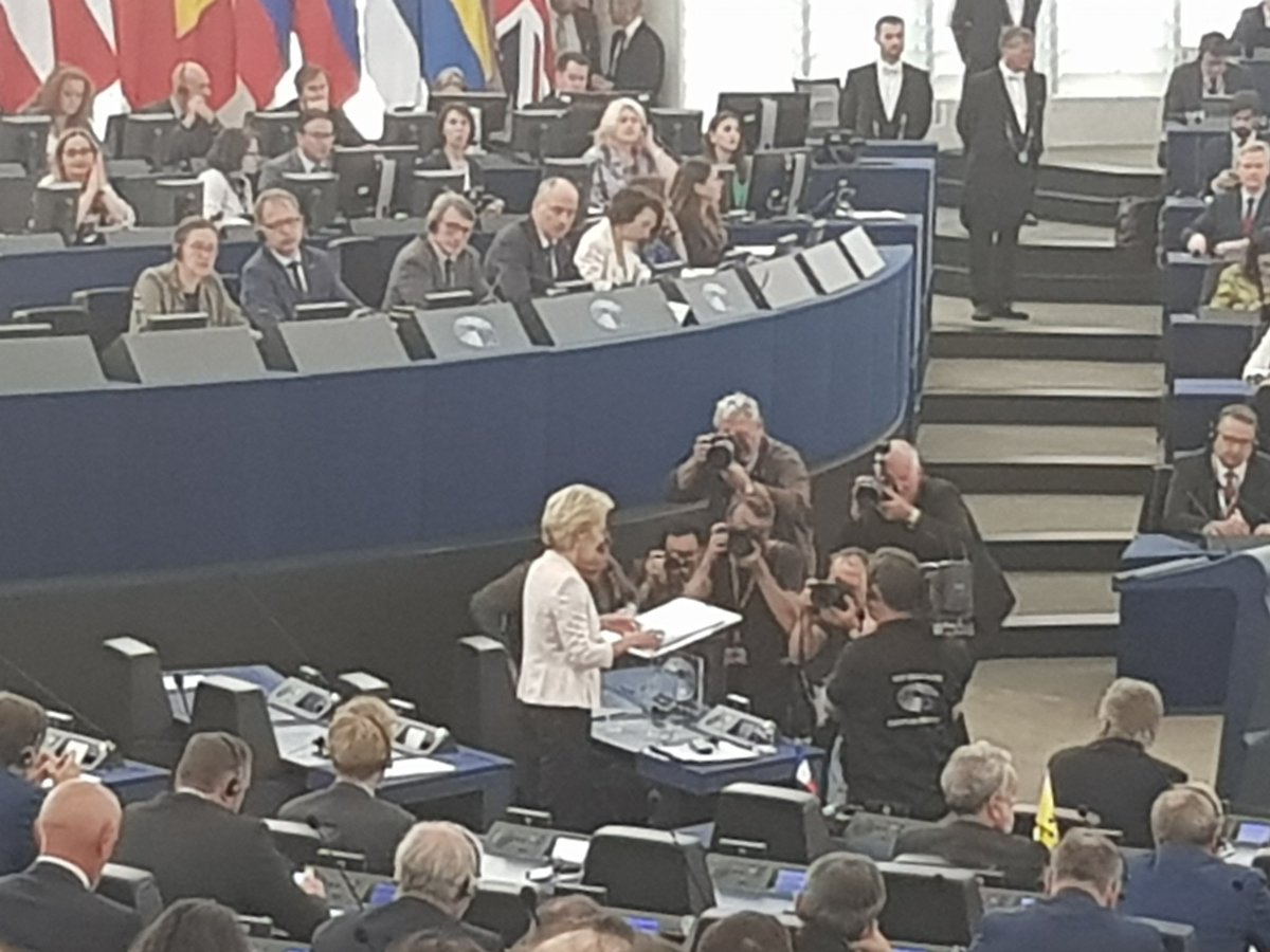 Just listened to von der leyen for over 30 min. The whole speech was about more union, European army, getting rid of need for unanimity.  The EU is not staying the same, we are moving rapidly towards a superstate. We need to get out NOW.