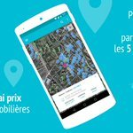 Image for the Tweet beginning: PrixImmoApp, merci de nous suivre
