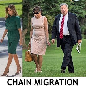 I think it is time for you and you alien family to go back home Drumph! What was it that you didnt like again? Migrants who couldn pay for themselves that ended up with chainmigration and anchorbabies, how many do you have? #MAGA