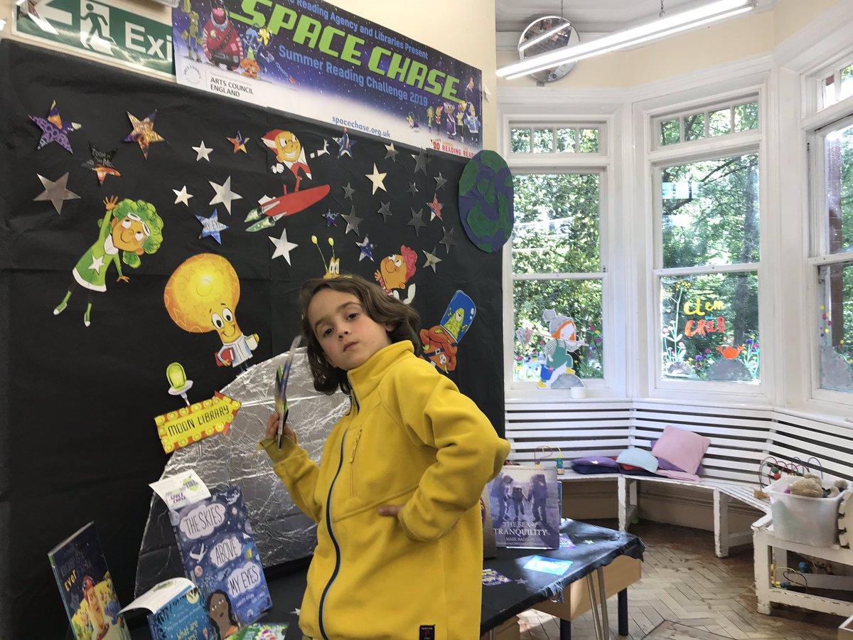 The summer book challenge is now live at @HighgateStays - great fun way to include reading and learning during the summer holidays #saveourlibraries #highgate @highgatelondon<br>http://pic.twitter.com/W98AmtDOaf