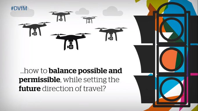 Watch the new Digital Vision for #Mobility animation and join Atos on the trail...