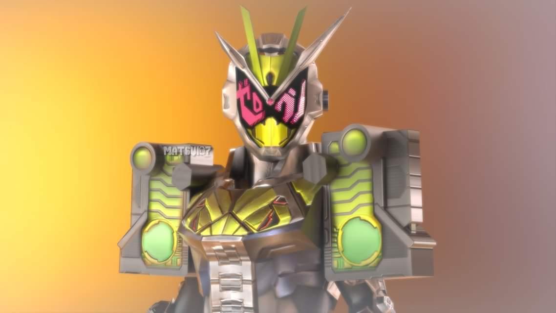 Progrise! Zero-One Kamen Rider Zi-O Zero-One Armor