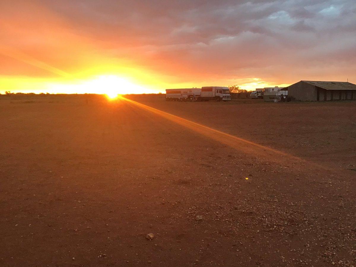 Back in the bush . You ripper @Golden_Outback  @TourismAus #wanews  #gascoyne #perth #westernaustralia