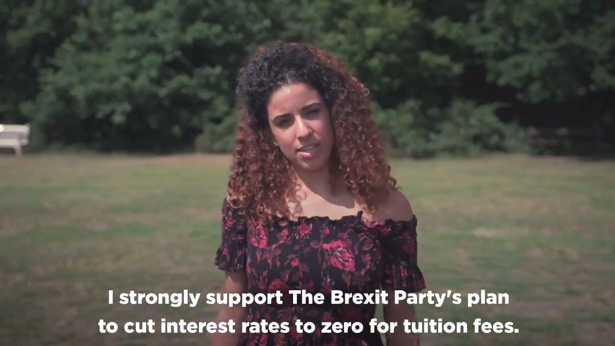 The Brexit party is preparing for an election.  This is the second campaign film I've seen by them.  What do they know that we don't?