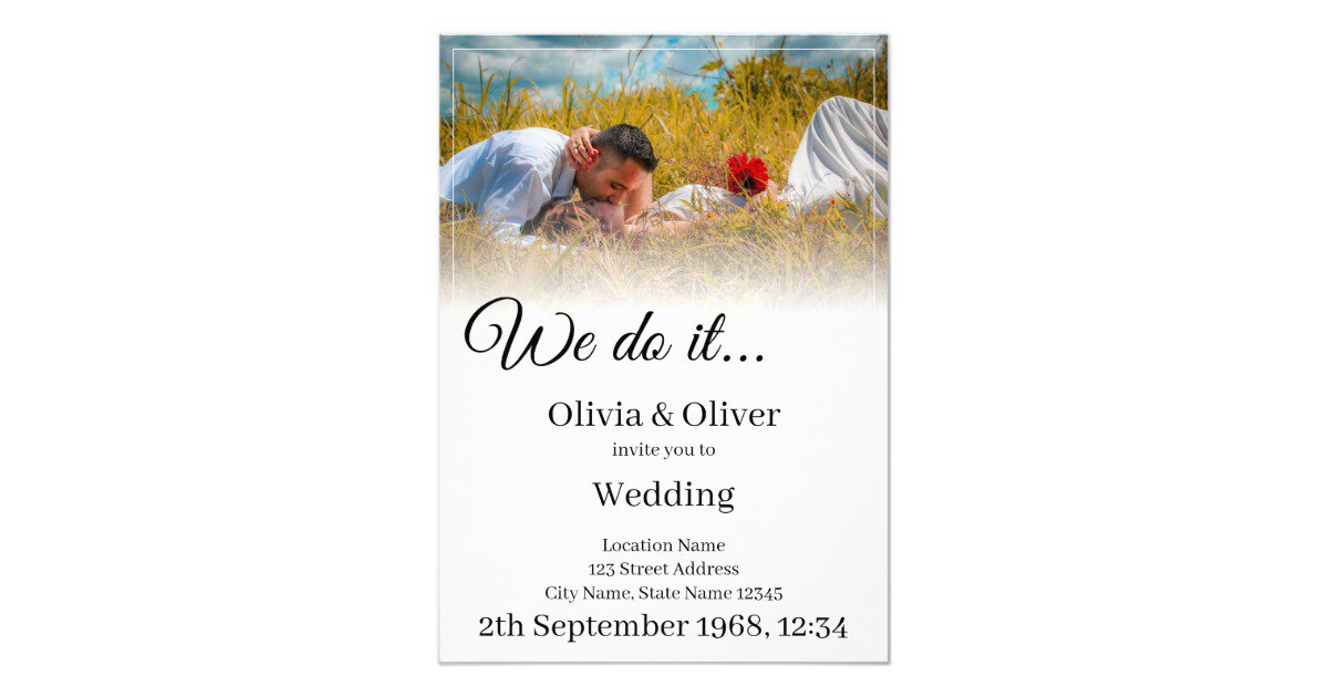 We do it - #Kissing #Couple on a #Meadow #Invitation https://www.zazzle.com/we_do_it_kissing_couple_on_a_meadow_invitation-256327869532572276 … via @zazzle  #zazzle @pasob_design #invitation #card #gift #favor #Décor #Party #Supplies #Invitations #stationery #wedding #KissingCouple #Magnet #EnclosureCard  #GuestBook  #TableNumber #RSVP #Card