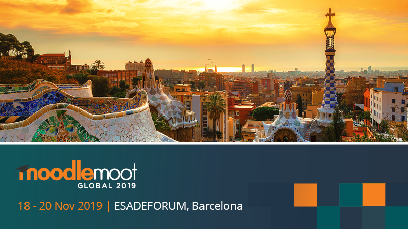 Moodle gives you the opportunity to make a bigger impact in 2019. Submit a proposal for our Global Moot and present in front of an international audience of educators, developers, Moodle users & edtech professionals. Submit your proposal before August 5➡️https://t.co/eTHB58Vcs1 https://t.co/x0z5BHIECX