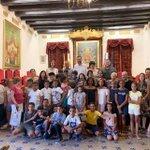 Image for the Tweet beginning: Ayer los 32 niños #saharauis