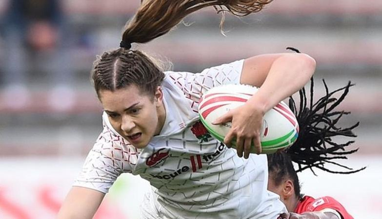 Great Britain will play in both the men's and women's Olympic Sevens in Tokyo next year after England won their qualifying tournaments.Full story: https://bbc.in/2Ll8CBA #bbcrugby