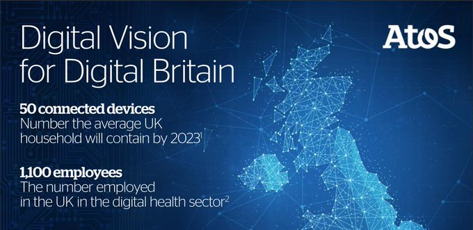 Check out our infographic in the recently launched #DigitalVision for #DigitalBritain, for a...