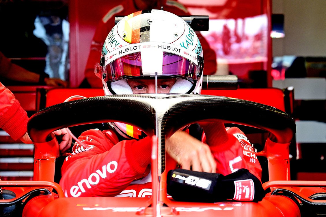Ross Brawn wants Sebastian Vettel to remain calm and work with Ferrari to find a solution to his growing issues. He has finished behind Charles Leclerc since #CanadianGP: https://bit.ly/2Sg5R52 #F1 #BritishGP