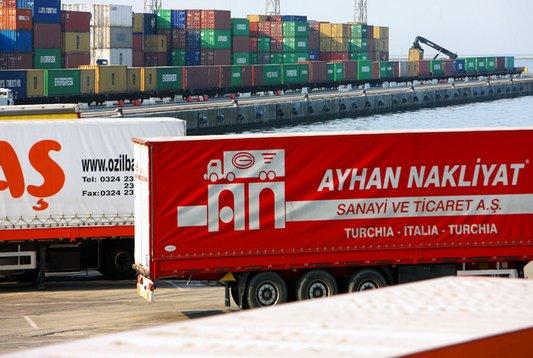 Il #porto di #Trieste avvia progetto per telecontrollo #camion tra Interporto e banchine #autotrasporto http://ow.ly/PgkS30p8stJ