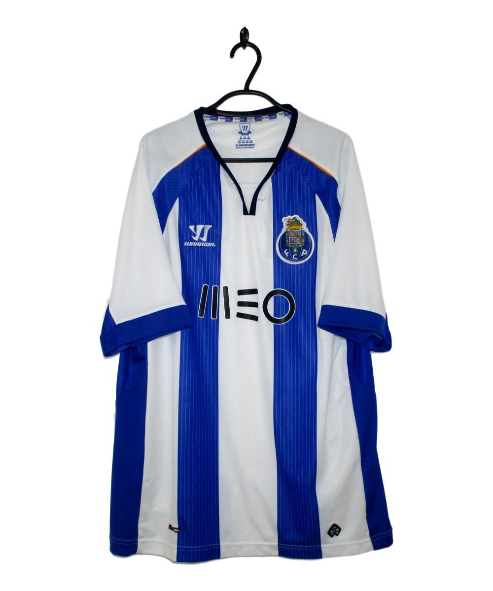 Checkout this 2014-15 FC Porto Home Shirt (XL)! #FCPorto #Porto #Warrior #FCP Buy Now http://tinyurl.com/y4xkpjar