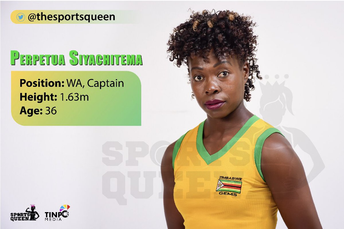 "Perpetua Siyachitema: ""We want to make the whole nation happy and proud""  Our interview with the @ZimGemsOfficial captain ahead of tonight's game https://bit.ly/2XGSrVE   #SportisGREAT  #NWC2019"
