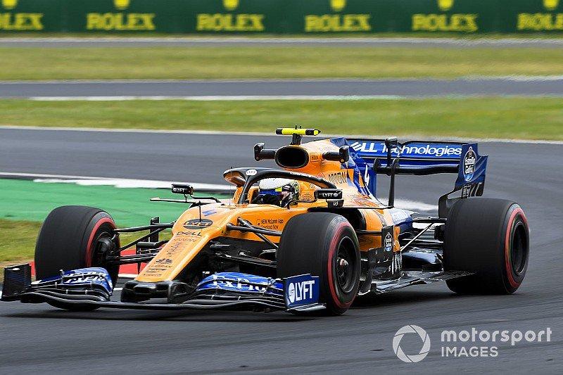 """.@McLarenF1 explica su """"errónea"""" estrategia en Silverstone   https://bit.ly/2XSiVP9 #F1 #BritishGP #GPGranBretaña"""