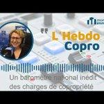 Image for the Tweet beginning: Chronique #HebdoCopro : Un baromètre
