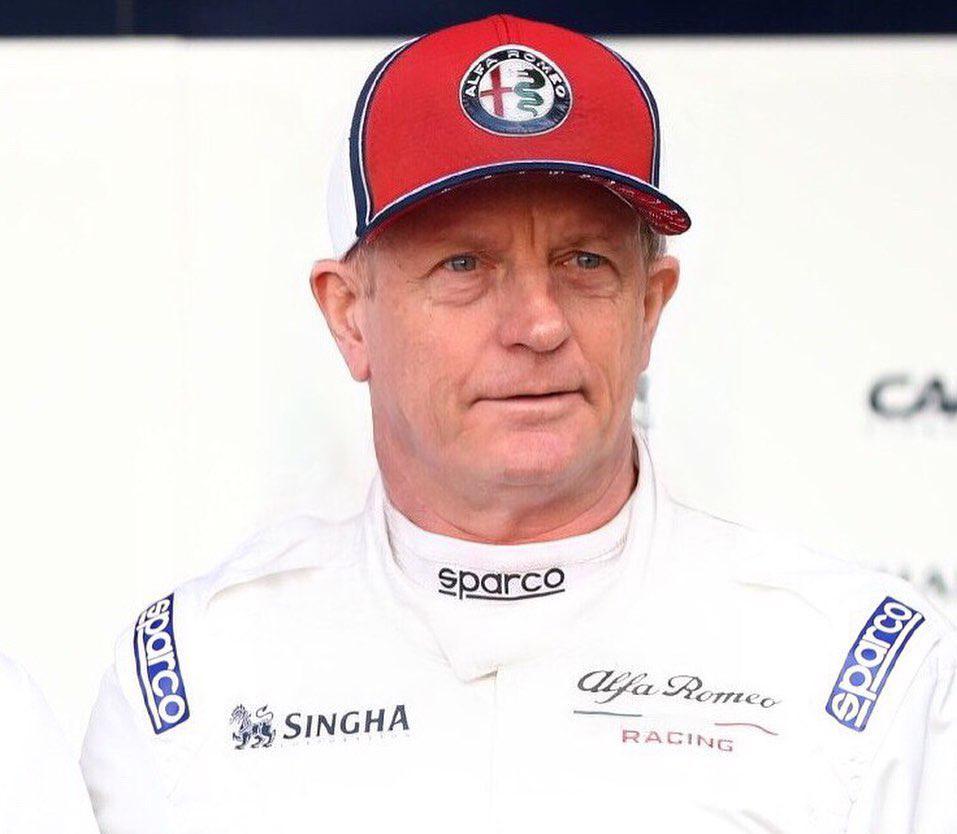 The old version of #F1 Drivers #Formula1 #WTF1  وقتی راننده های #فرمول_یک پیر شدن ولی بزرگ نه 😁