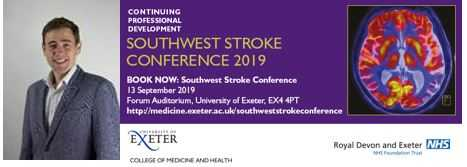 Exciting #research published by our very own @DrDJLlewellyn @ExeterMed shows a link between a #healthy lifestyle and #dementia #prevention https://bit.ly/30ve4VK   He will be presenting at #SWStroke2019 - don't miss it, REGISTER NOW! http://bit.ly/2HTTtEh