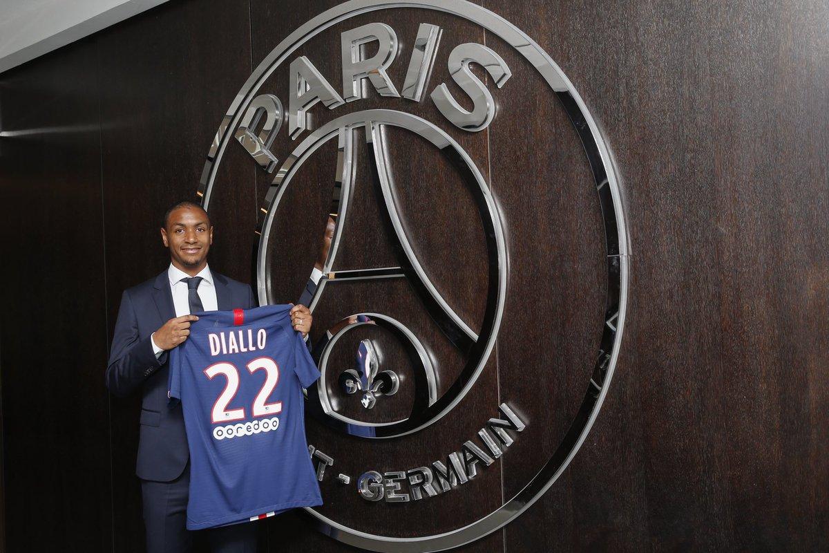Abdou Diallo signe au PSG