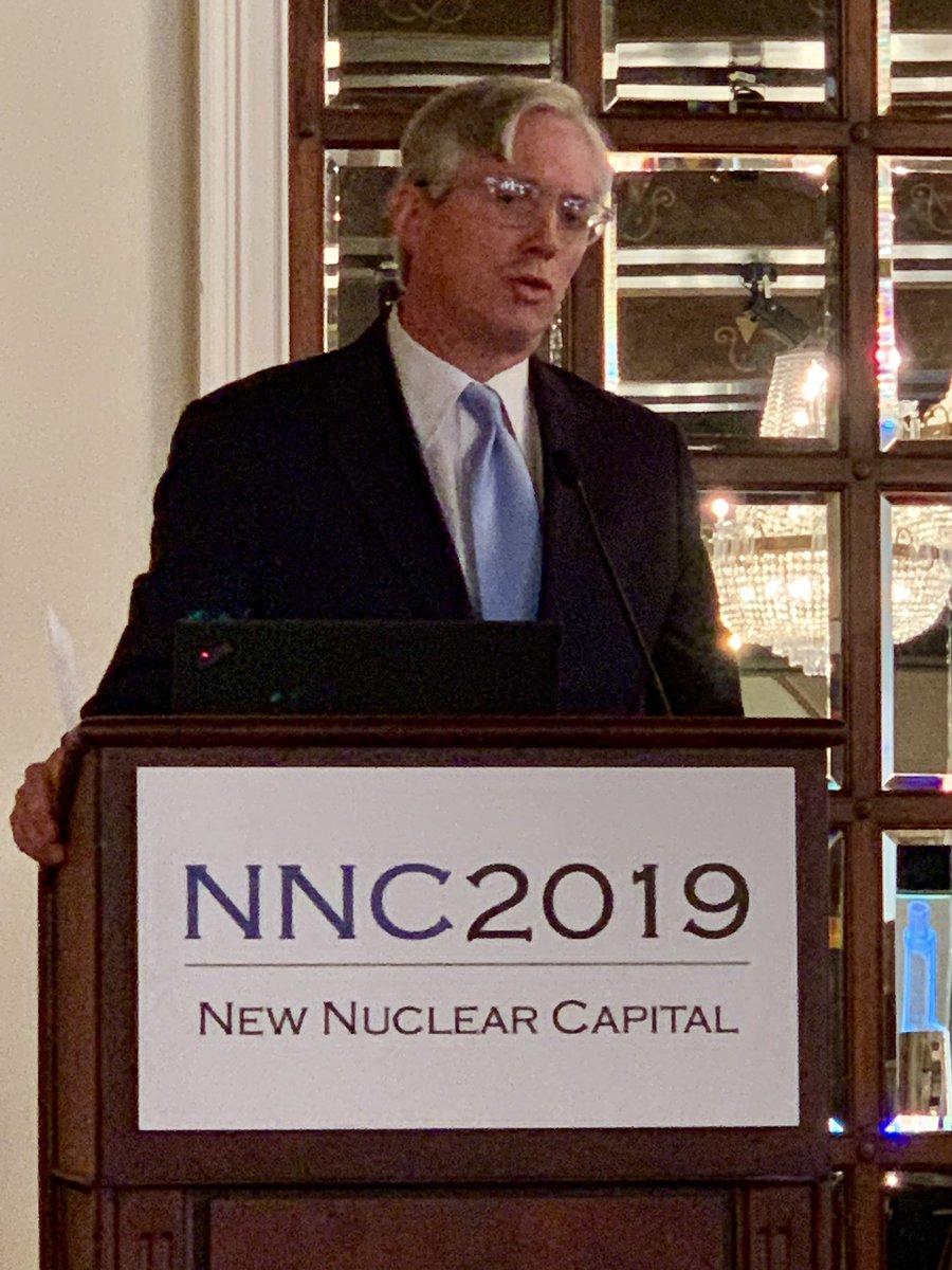 .@xenergynuclear Former DepSec Clay Sell on Nuclear innovation.