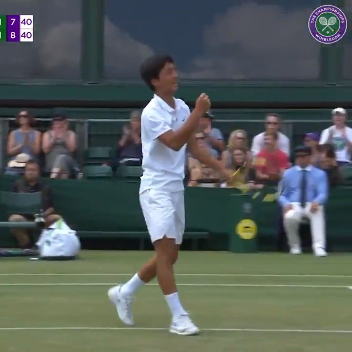 Here's Shintaro Mochizuki, #Wimbledon's 2019 boy's singles winnerRemember the name...