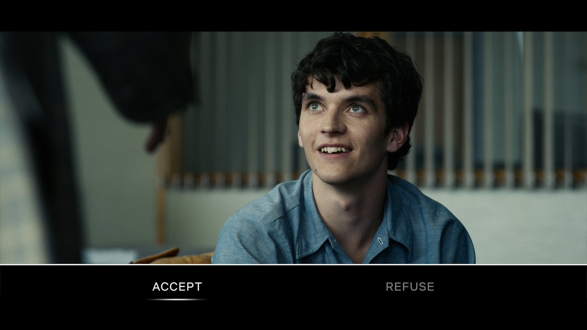 Thrilled the #Emmys chose to nominate #BlackMirror #Bandersnatch for Outstanding Television Movie!<br>http://pic.twitter.com/X8FLmTQCCM