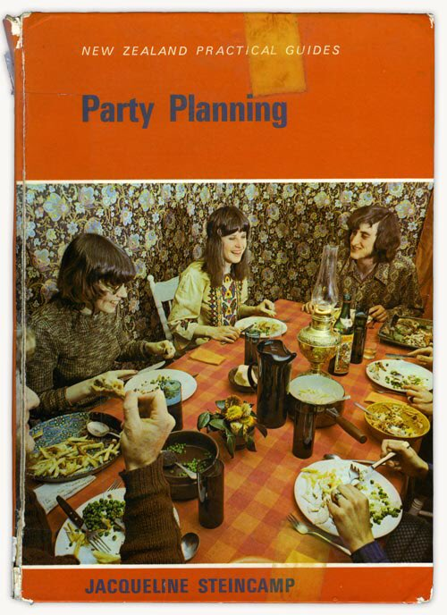 70s Dinner Party On Twitter