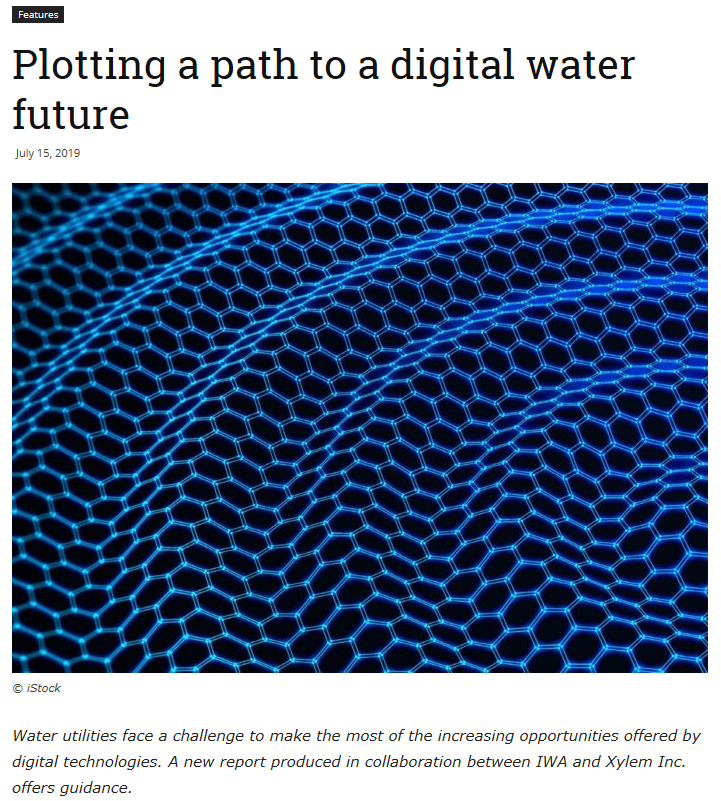Water utilities face a challenge to make the most of the opportunities offered by digital technologies. Our new report produced in collaboration with ...