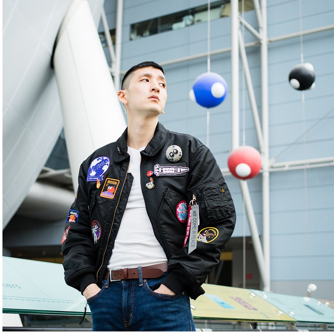 Alpha Industries in UK – Spring Summer 2019 Collections