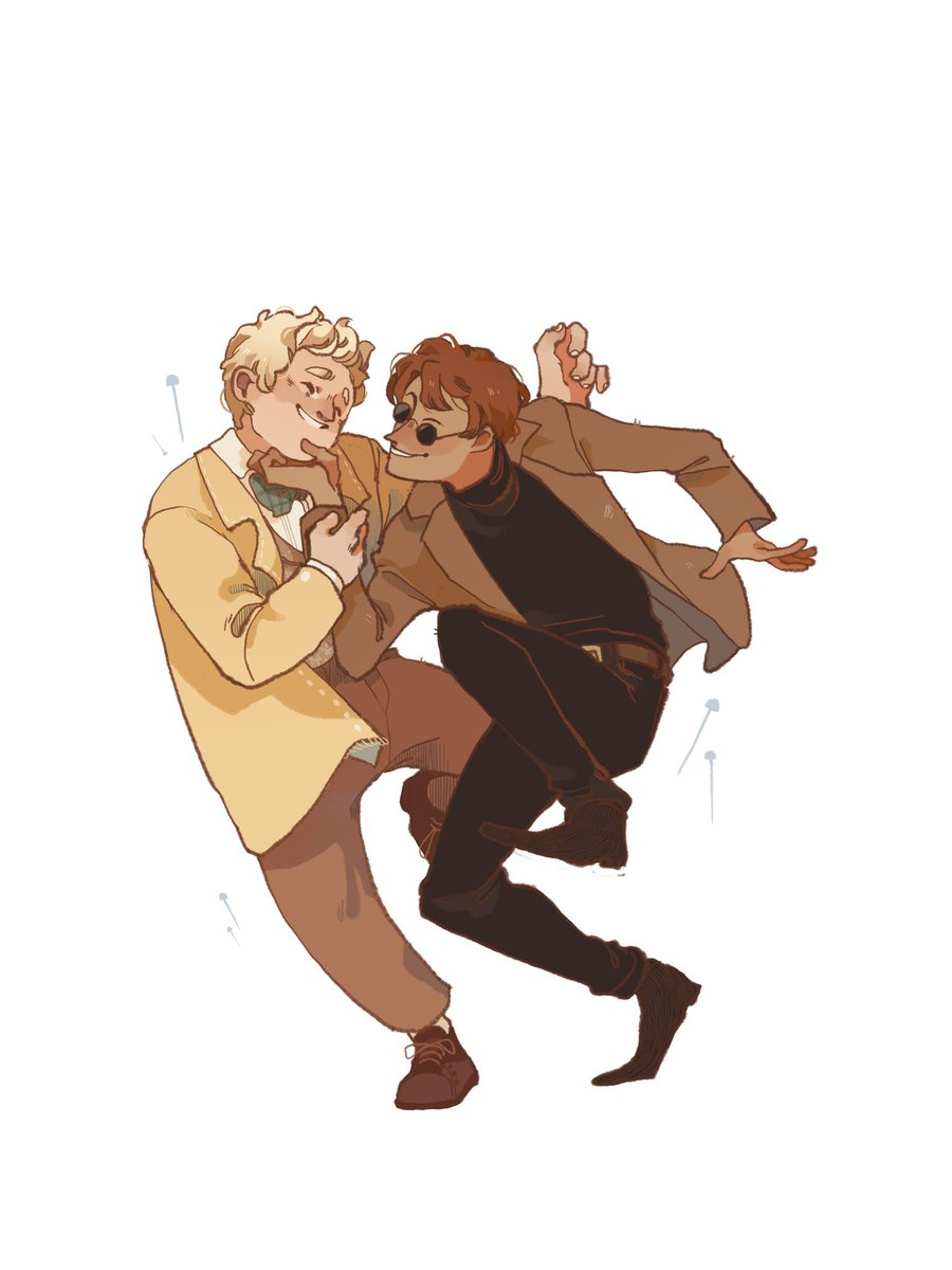 A visual for a sticker I made recently. 1967's Crowley is the best Crowley, fight me #GoodOmens  <br>http://pic.twitter.com/jO19wNWCzt