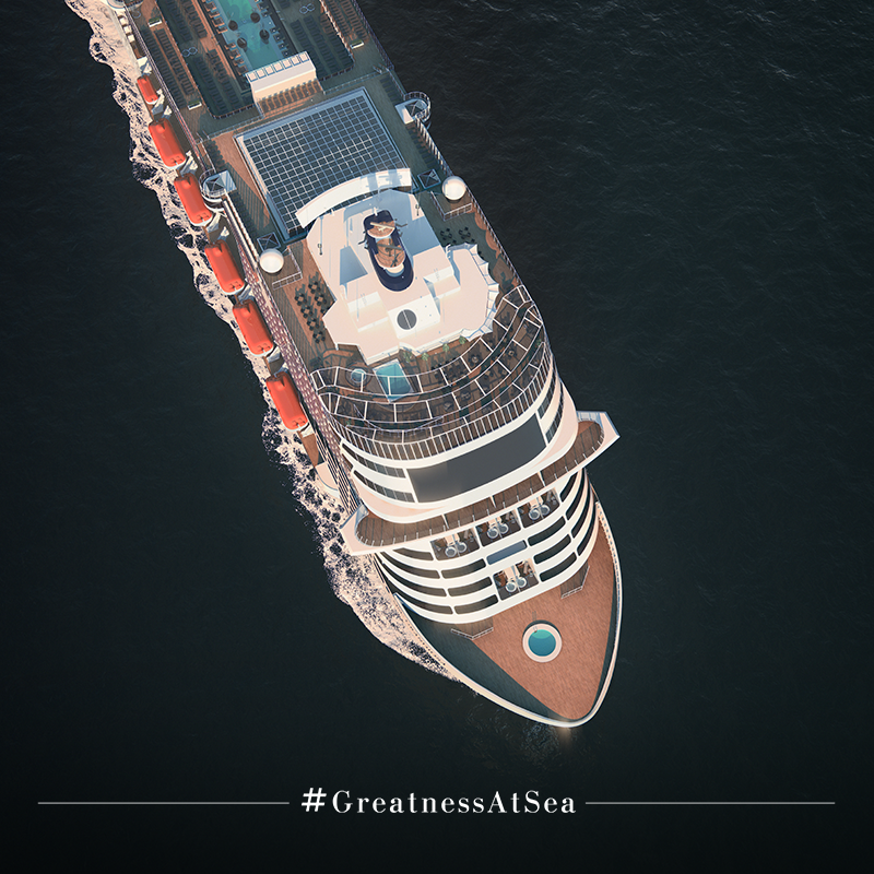 The #GreatnessAtSea is coming. Get ready to discover #MSCGrandiosa from November 2019.🛳 bit.ly/2SduWxp