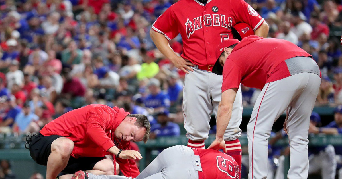 Angels' Tommy La Stella to miss All-Star game with fractured tibia #LAA   https:// fanly.link/6584a8f22e     <br>http://pic.twitter.com/TG1VBWMPns