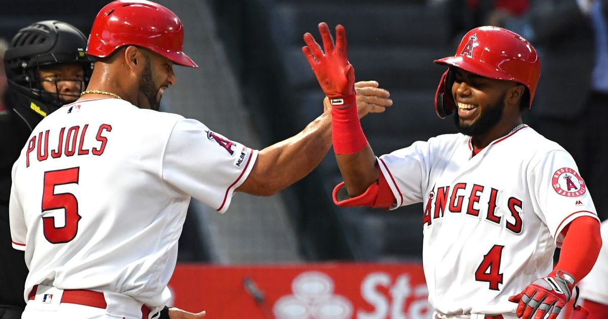 Tommy La Stella's inside-the-park homer sparks Angels in win over Reds #Angels   https:// fanly.link/e6b376e89a     <br>http://pic.twitter.com/4jtUk9kCVO